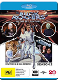 Buck Rogers In The 25th Century - Season Two on Blu-ray