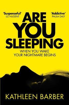 Are You Sleeping by Kathleen Barber image