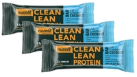 Clean Lean Protein Bars - Cacao Coconut (3x55g)