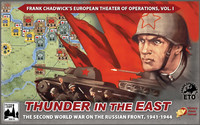 Thunder in the East - War Game
