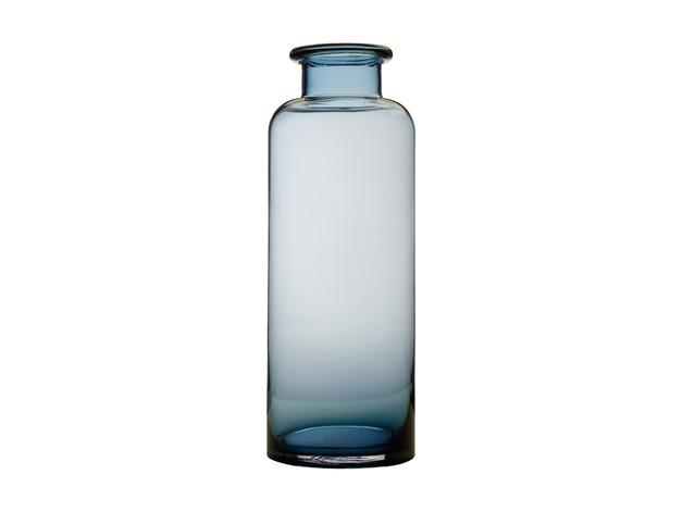 Maxwell & Williams: Flourish Bottle Vase - Blue
