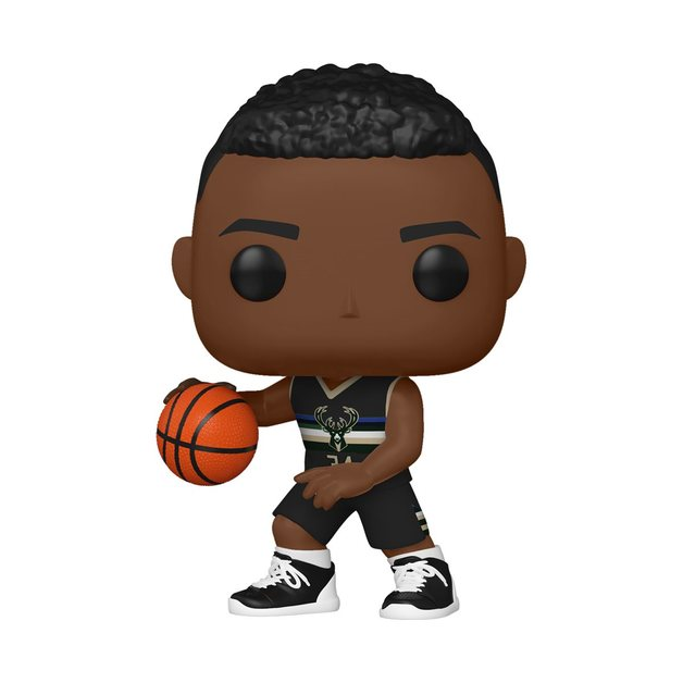 NBA: Bucks - Giannis Antetokounmpo (Alternate) Pop! Vinyl Figure