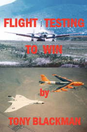 Flight Testing to Win by Tony Blackman image