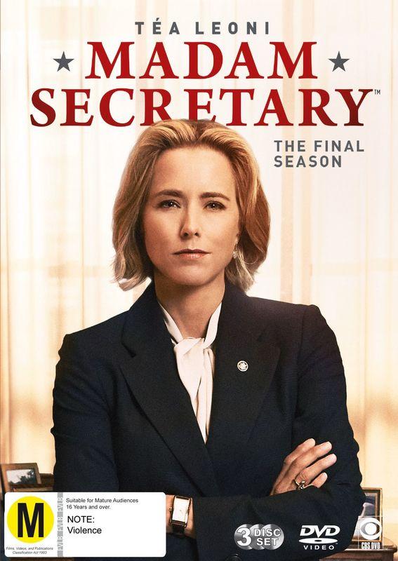 Madam Secretary - The Complete Sixth Season on DVD