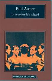 La Invencion de La Soledad by Paul Auster (New Directions) image