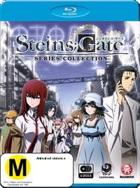 Steins;Gate - Series Collection on Blu-ray