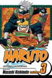 Naruto: v. 3 by Masashi Kishimoto