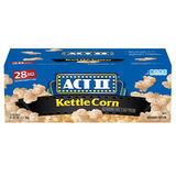ACT II Popcorn - Kettle Corn (28pk)