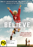 Believe DVD