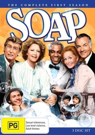 Soap (Season 1) on DVD