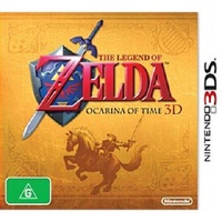 Legend of Zelda: Ocarina of Time 3D for Nintendo 3DS