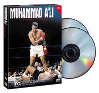 Muhammed Ali: The Whole Story (2 Disc Box Set) on DVD image