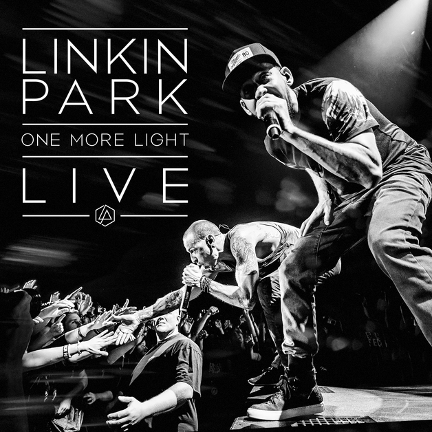 One More Light Live by Linkin Park