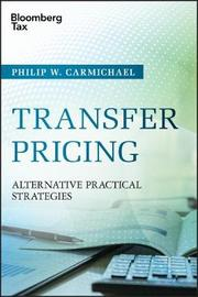 Transfer Pricing by Philip W. Carmichael