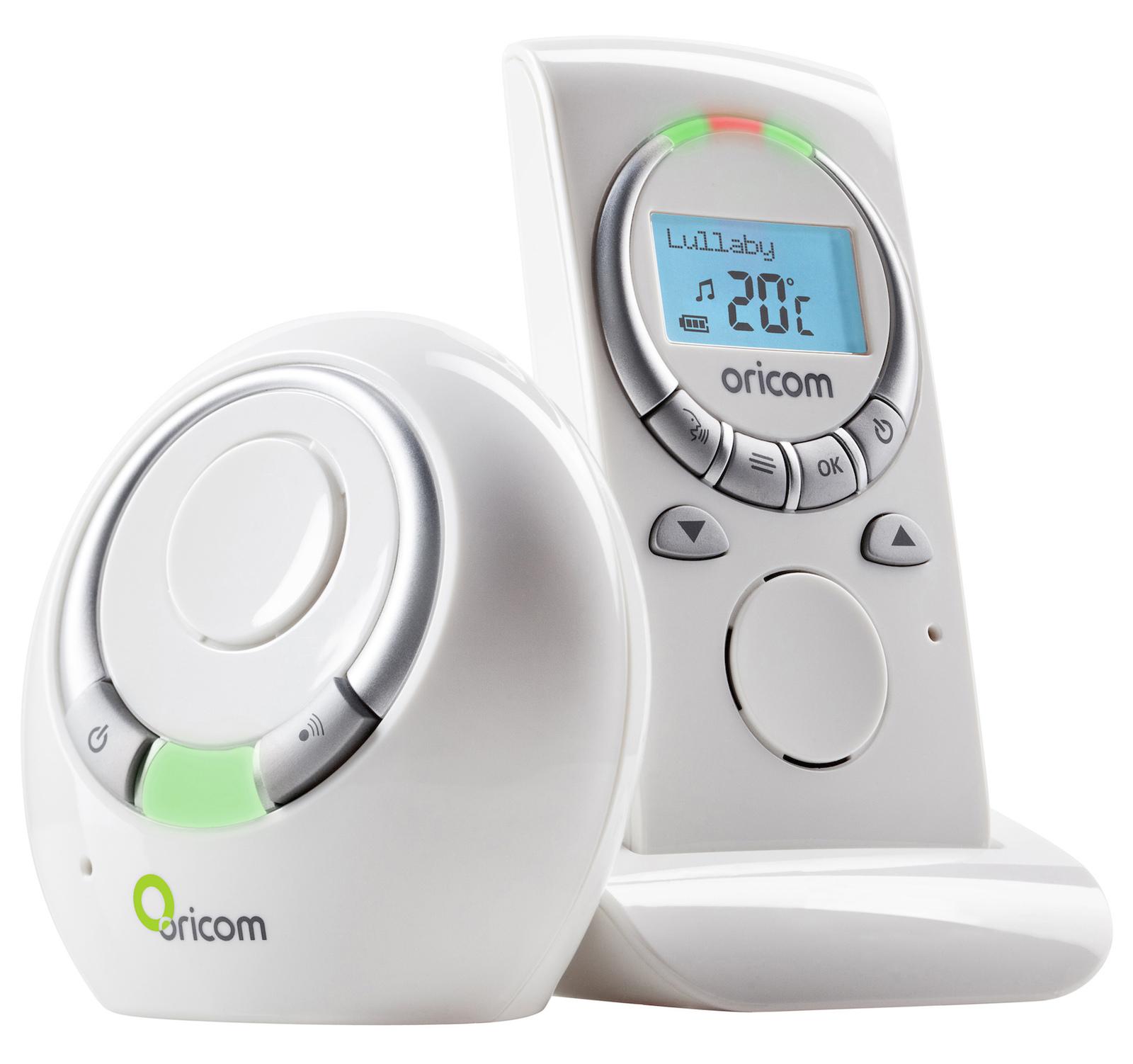 Oricom: Secure210 DECT Digital Baby Monitor image