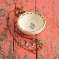 Natural Life: Little Love Bowl - Friends