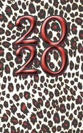 2020 Leopard Journal by Carol Ann Cartaxo