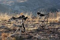 Komodo: Foldable Trail Stool