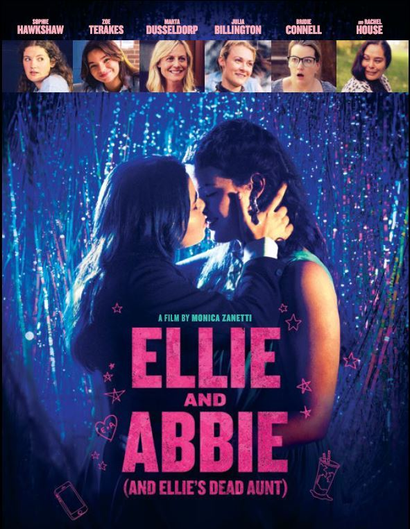 Ellie And Abbie (And Ellie's Dead Aunt) on DVD
