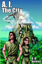A.I. the City by R B Antony image