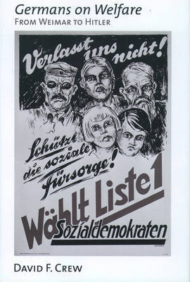 Germans on Welfare by David F Crew image