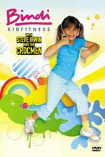 Bindi - Kidfitness With Steve Irwin And The Crocmen on DVD