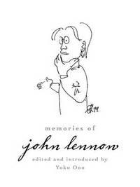 Memories of John by Yoko Ono image