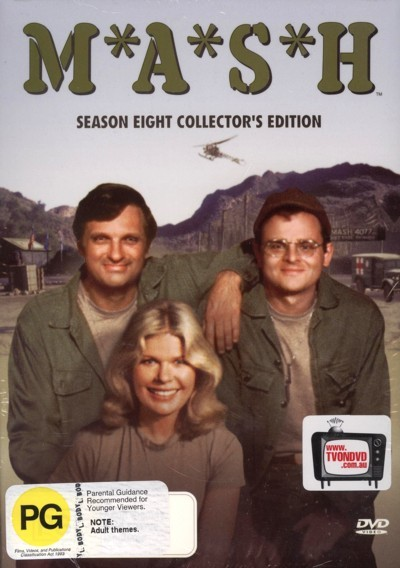 MASH - Complete Season 8 (3 Disc) on DVD