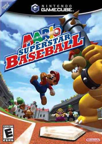 Mario Superstar Baseball for GameCube