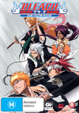Bleach Collection 03 (Eps 42-63) on DVD