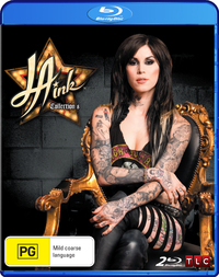 LA Ink - Collection 8 (Discovery Channel) (2 Disc Set) on Blu-ray