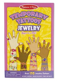 Melissa & Doug: Temporary Tattoos Jewellery