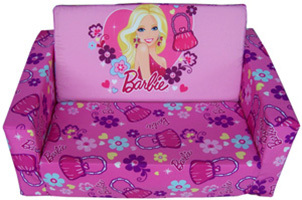 Barbie Foam Flip Out Sofa At Mighty Ape Nz