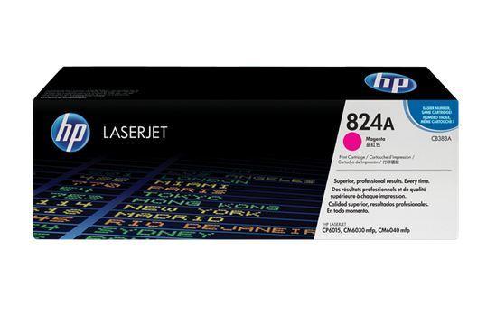 HP No.824A Magenta Toner Cartridge