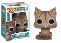 Pets - Maine Coon Pop! Vinyl Figure