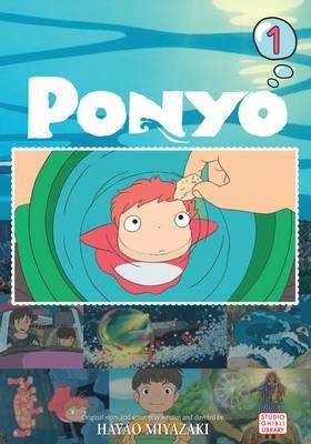 Ponyo Film Comic: v. 1 by Hayao Miyazaki