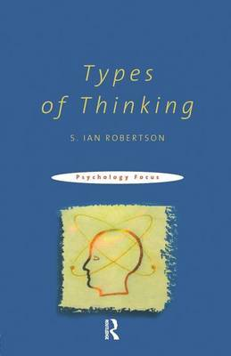Types of Thinking by S.Ian Robertson image