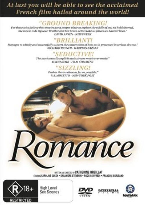 Romance on DVD