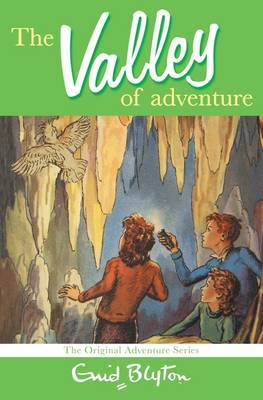 The Valley of Adventure by Enid Blyton image