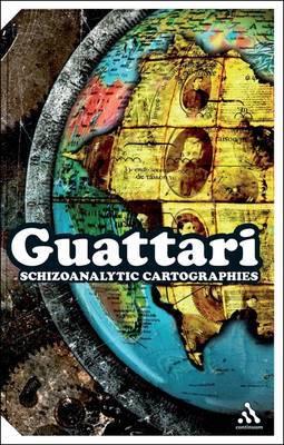 Schizoanalytic Cartographies by Felix Guattari image