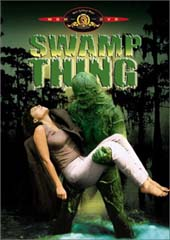 Swamp Thing on DVD