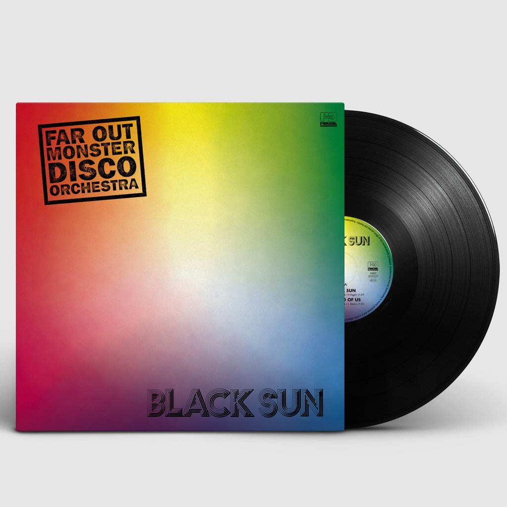 Black Sun by Far Out Monster Disco Orchestra image