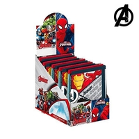 Avengers Hook & Loop Wallet - Assorted Design
