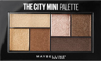 Maybelline City Mini Palette - Rooftop Bronzes