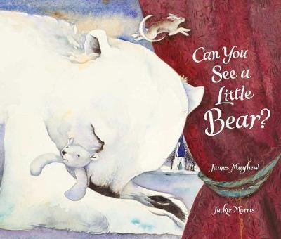 Can You See a Little Bear? by James Mayhew image