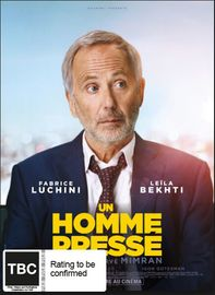 A Man In a Hurry (Un Homme Pressé) on DVD image