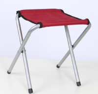 Outdoor Camping Compact Folding Chair | Colour: Maroon