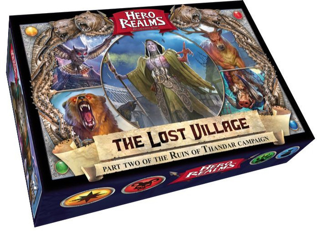Hero Realms: The Lost Village - Campaign Expansion