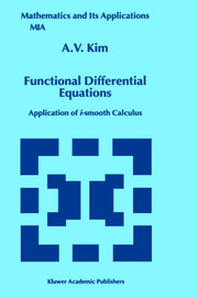 Functional Differential Equations by Arkadii V. Kim