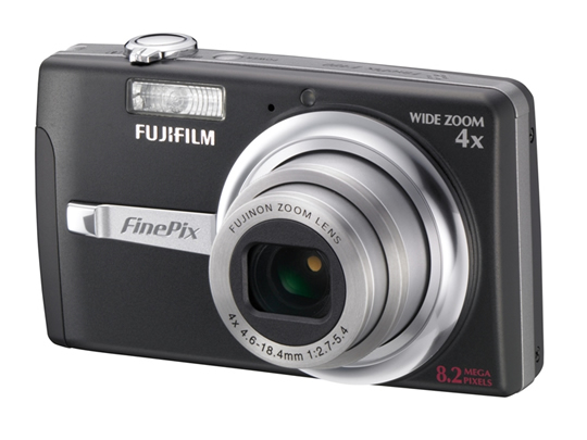FujiFilm F480 8MP Digital Camera Black image